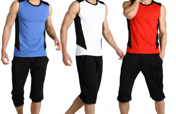 5 Important Gym Workout Clothes for Men