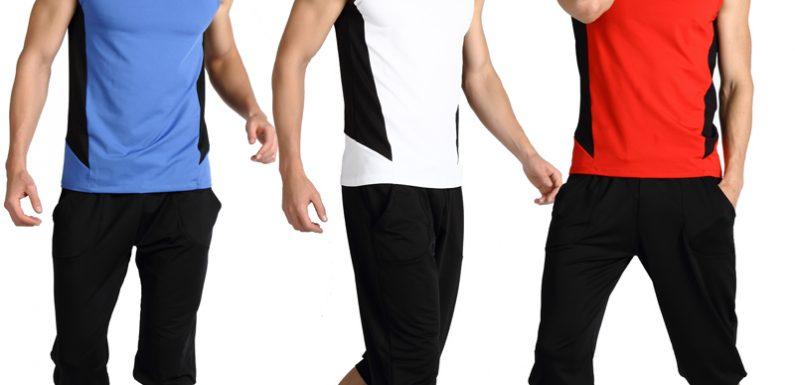 5 Important Gym Workout Clothes for Men
