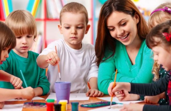 Nursery School: Helping Your Child to Excel